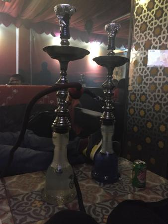 picture of the basement shisha lounge ilford