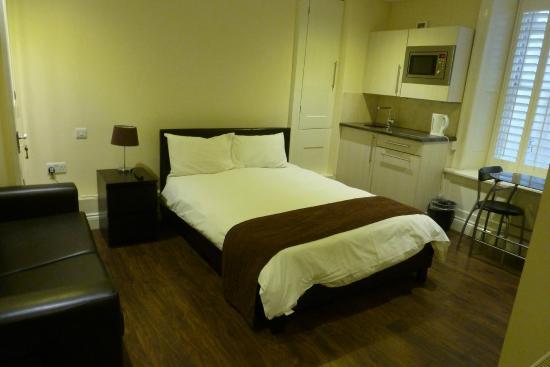 Marylebone Inn Hotel : Great room