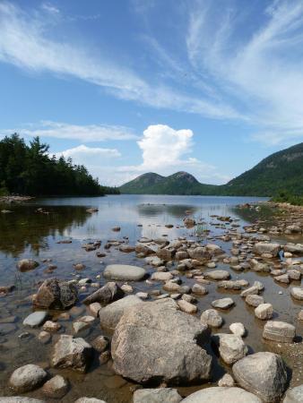 The Inn at Southwest: Views from Jordan Pond Trail