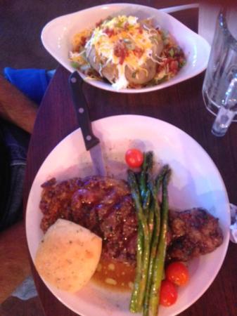 Mead, OK: Ribeye Steak