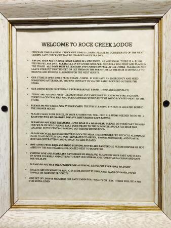 Rock Creek Lodge: photo7.jpg