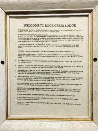 Rock Creek Lodge 사진