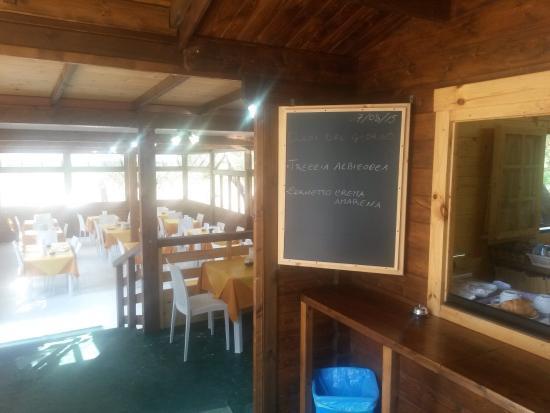 Agriturismo La Rondine: 2015 agosto