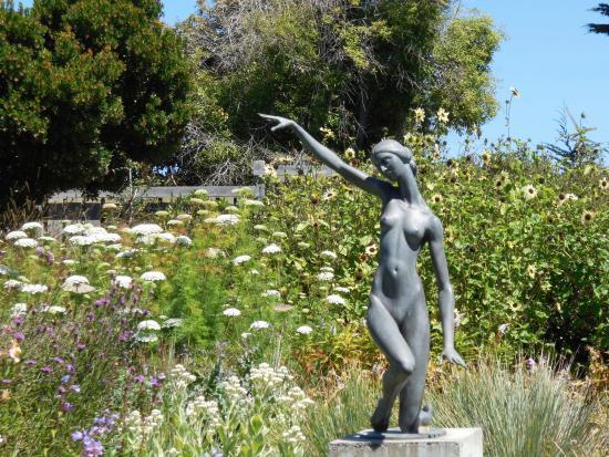 Statuary In The Garden Picture Of Mendocino Coast Botanical Gardens Fort Bragg Tripadvisor