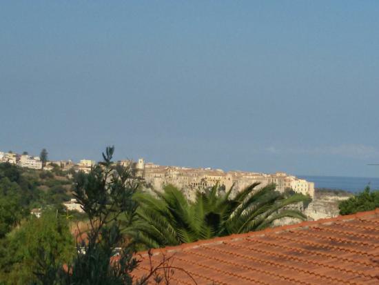 Hotel Piccolo Residence: Veduta dal balcone del trilocale