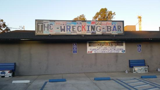 Lemoore, Californie : The Wrecking Bar