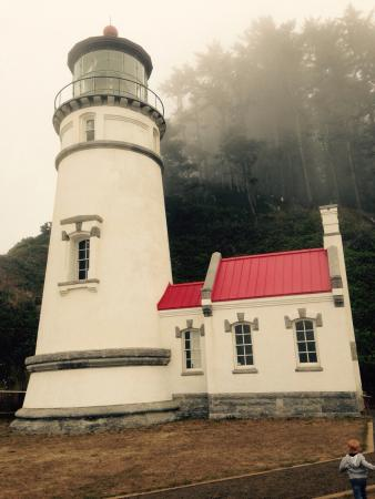 Florence, OR: Lighthouse