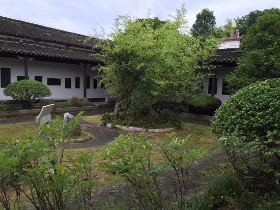 Yunling New Fourth Army Military Ruins: Giardino privato dei generali