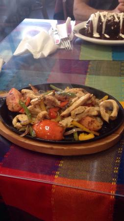 Sabroso! Mexican Grill: Yum, yum, yum!  Family owned, helpful, Jasmine was awesome!