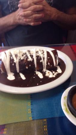 Sabroso! Mexican Grill : Yum, yum, yum!  Family owned, helpful, Jasmine was awesome!