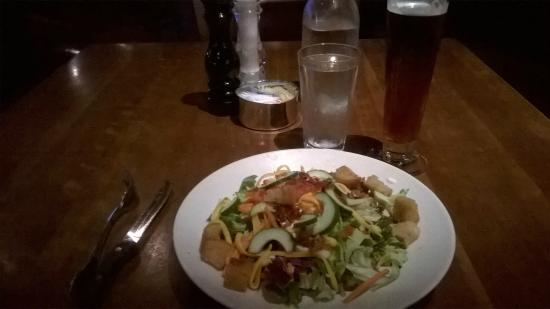 Overland Park Grill: Great Salad