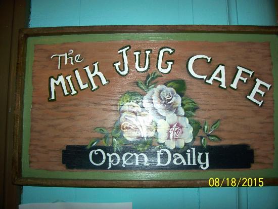 Ontario, WI: The Milk Jug Cafe