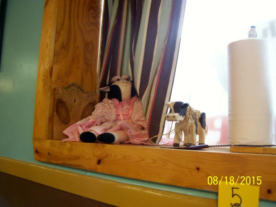 Ontario, WI: Dairy Cow Doll
