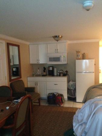 Inn at Swan River: room