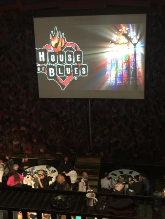 Bilde fra House of Blues Restaurant & Bar