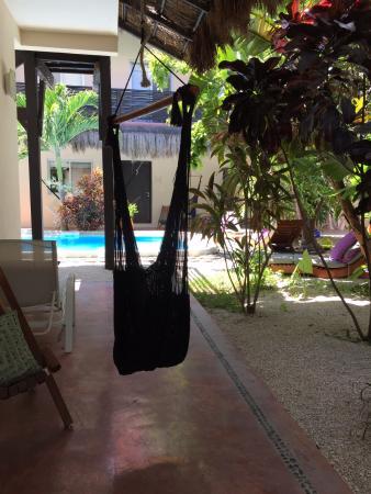Villas Geminis Boutique Condo Hotel : Pool & garden