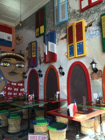 Exotik - Latin Cafe!