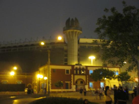 Estadio nacional del per picture of estadio nacional for Puerta 9 del estadio nacional de lima