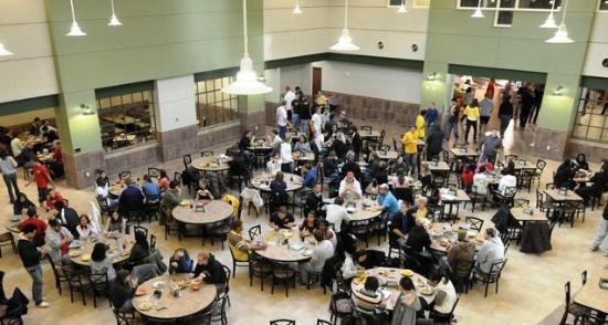 Cowan Dining Commons