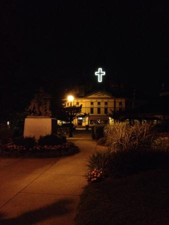 Ocean Grove, Nueva Jersey: At night
