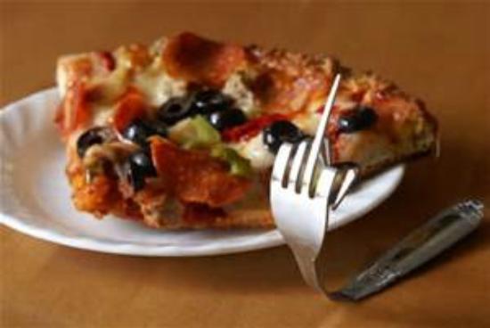 Big Bear City, Καλιφόρνια: Baaaad  Pizza