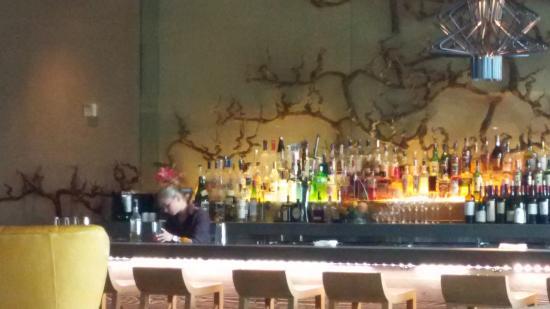 Morimoto Napa: Cool bar