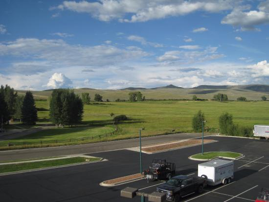 Holiday Inn Express & Suites - Gunnison: View from room