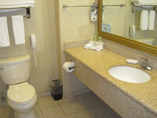 Holiday Inn Express & Suites - Gunnison: Bathroom