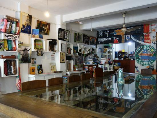 Serendipity Arts Cafe: 店内