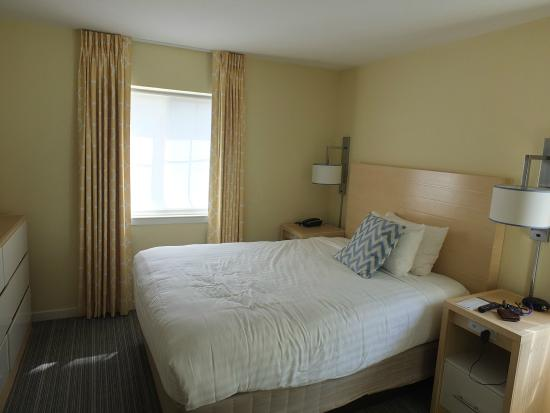 Smaller Bedroom Picture Of Sonesta Es Suites Princeton Princeton Tripadvisor