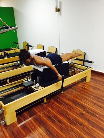 Pedasi, بنما: Pilates Reformer