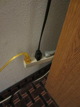 Ramada Richland Center: Extension Cord