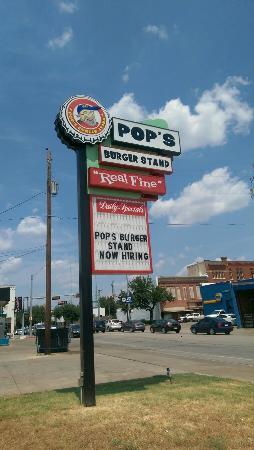 Pop's Burger Stand