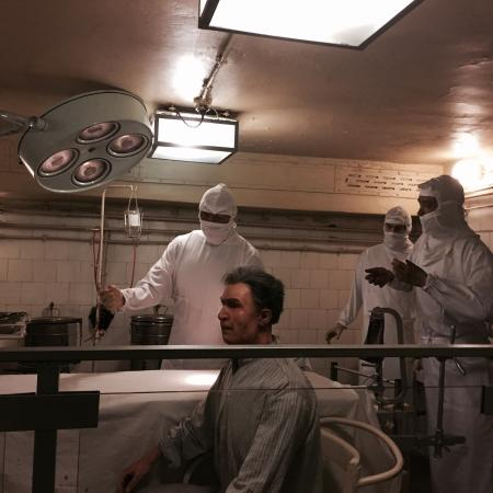 Hospital in the Rock Nuclear Bunker Museum: photo2.jpg