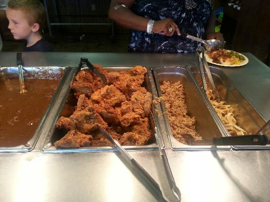 Nanny's: Delicious southern food!