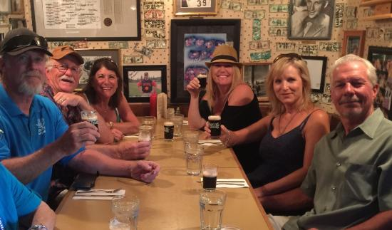 Relish! Spokane Food and Wine Tours : O'Doherty's Pub