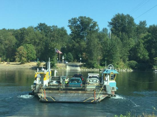 Wheatland Ferry