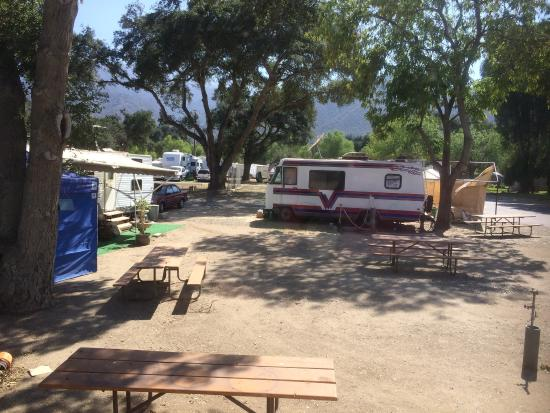 Glen Ivy Recreational Vehicle Park Campground Reviews