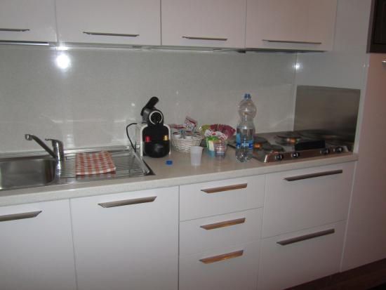 Al Bailo di Venezia: Kitchen