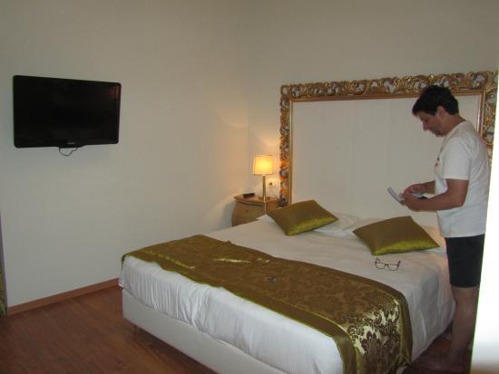 Al Bailo di Venezia: Master bedroom