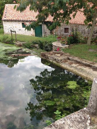 Au Moulin Brun : De omgeving