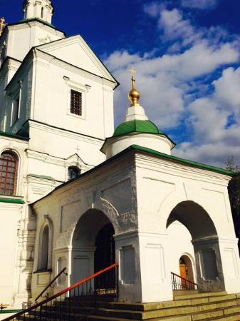 Church of the Holy Fathers of the Seven Ecumenical Councils in the Danilov Monastery