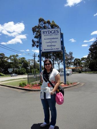 โรงแรมริดเจสแบงค์สทาวน์ซิดนีย์: Rydges Bankstown