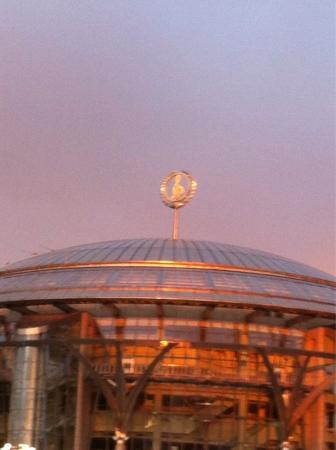 Moscow International House of Music : Московский международный дом музыки