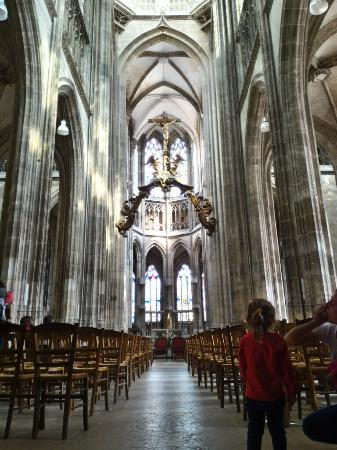 church of st maclou rouen normandy france picture of st maclou 39 s church rouen tripadvisor. Black Bedroom Furniture Sets. Home Design Ideas