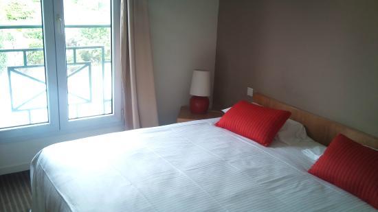 Le Pre Saint Germain Hotel : Chambre