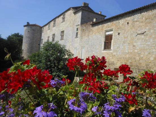 Chateau de Fources : CHÄTEAU CHAMBRES D'HOTES