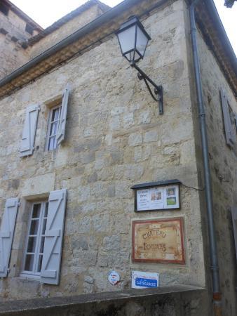 Chateau de Fources : PROPRIETE PRIVEE