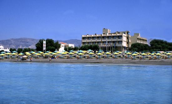 Tylissos beach hotel!