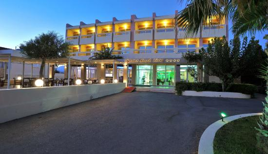 Tylissos Beach Hotel: You are always welcome!!!